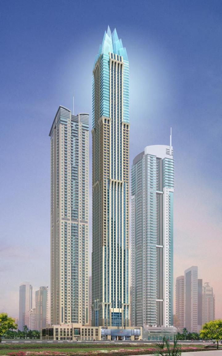 برج مارينا 101