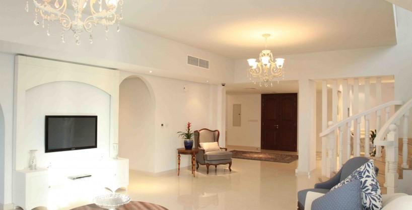 4 غرف نوم في فيلا بمساحة 320 م2، في فالكون سيتي من فالكون سيتي