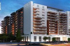 غرفتي نوم في شقة (مطلة على الشارع العام) بمساحة 146 م2، في أوركيد من عزيزي للتطوير العقاري