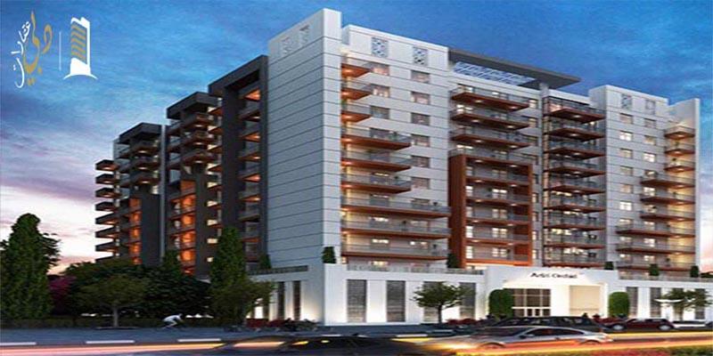 3 غرف نوم في شقة (مطلة على الشارع العام) بمساحة 187 م2، في أوركيد من عزيزي للتطوير العقاري