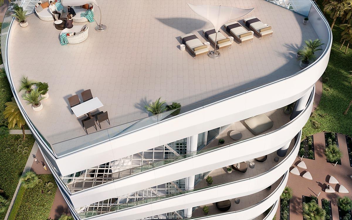 3 غرف نوم في بنتهاوس بمساحة 951 م2، في عزيزي مينا من عزيزي للتطوير العقاري