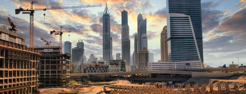 مباني سريعة الإنشاء