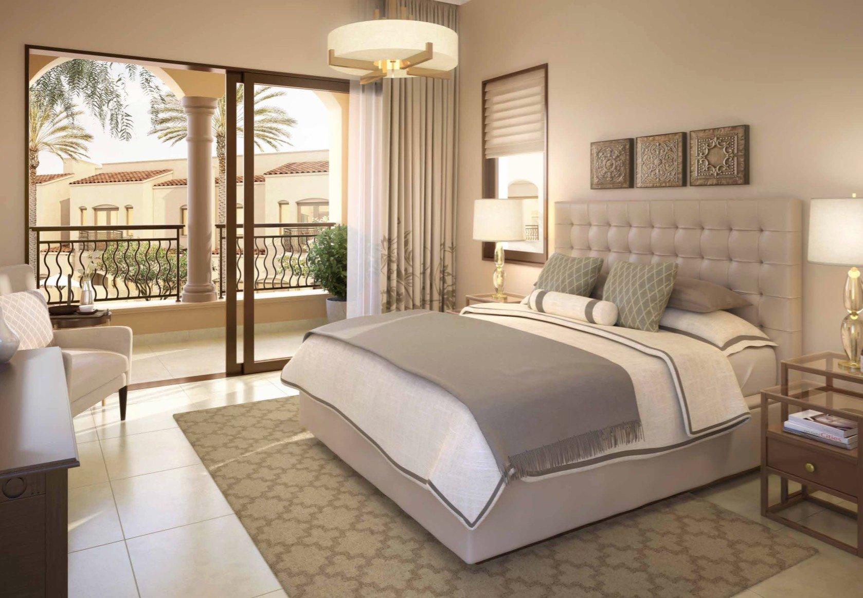 3 غرف نوم في فيلا بمساحة 211 م2، في منازل كاسا دورا من شركة دبي
