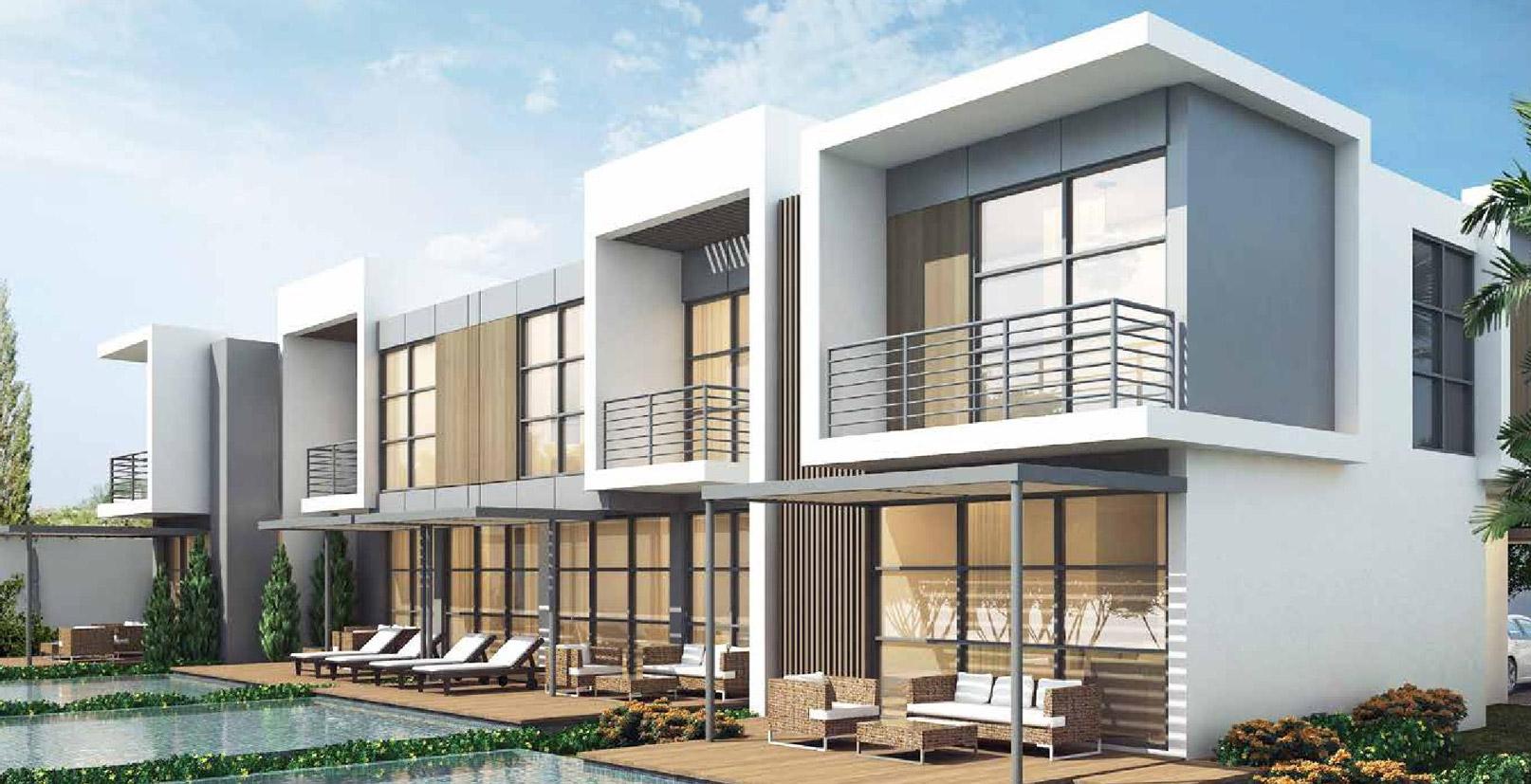 3 غرف نوم في فيلا بمساحة 158 م2، في اكويا ريلاكس من داماك العقارية