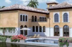 5 غرف نوم في فيلا بمساحة 661 م2، في ذا فيلا من شركة دبي للعقارات