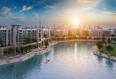 دبي وورف من دبي للعقارات