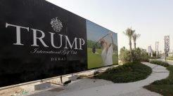 داماك العقارية تفتتح ملعب ترامب إنترناشيونال جولف كلوب دبي