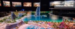مرسى العرب: مشروع سياحي وعقاري عملاق في دبي بتكلفة 1.7 مليار دولار