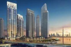 صورة من مشروع كريك رايز من اعمار العقارية في خور دبي