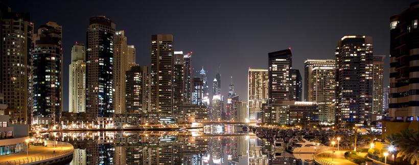 صورة الأراضي في دبي
