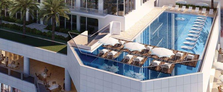 شقة 3 غرف نوم بمساحة 282.1 م2، في برج إم بي إل ريزيدنس من ماج للتطوير العقاري