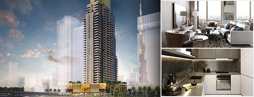 صورة مشروع دار الأركان في دبي
