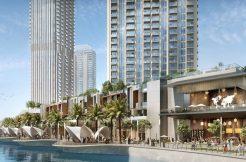 صورة من مشروع ذي جراند في خور دبي من اعمار العقارية في دبي