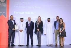 إلينغتون تفوز بأربعة جوائز في حفل جائزة العقارات الدولية 2018 دبي