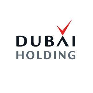 صورة شعار شركة دبي القابضة