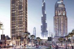 برج كراون من اعمار العقارية في داونتاون دبي