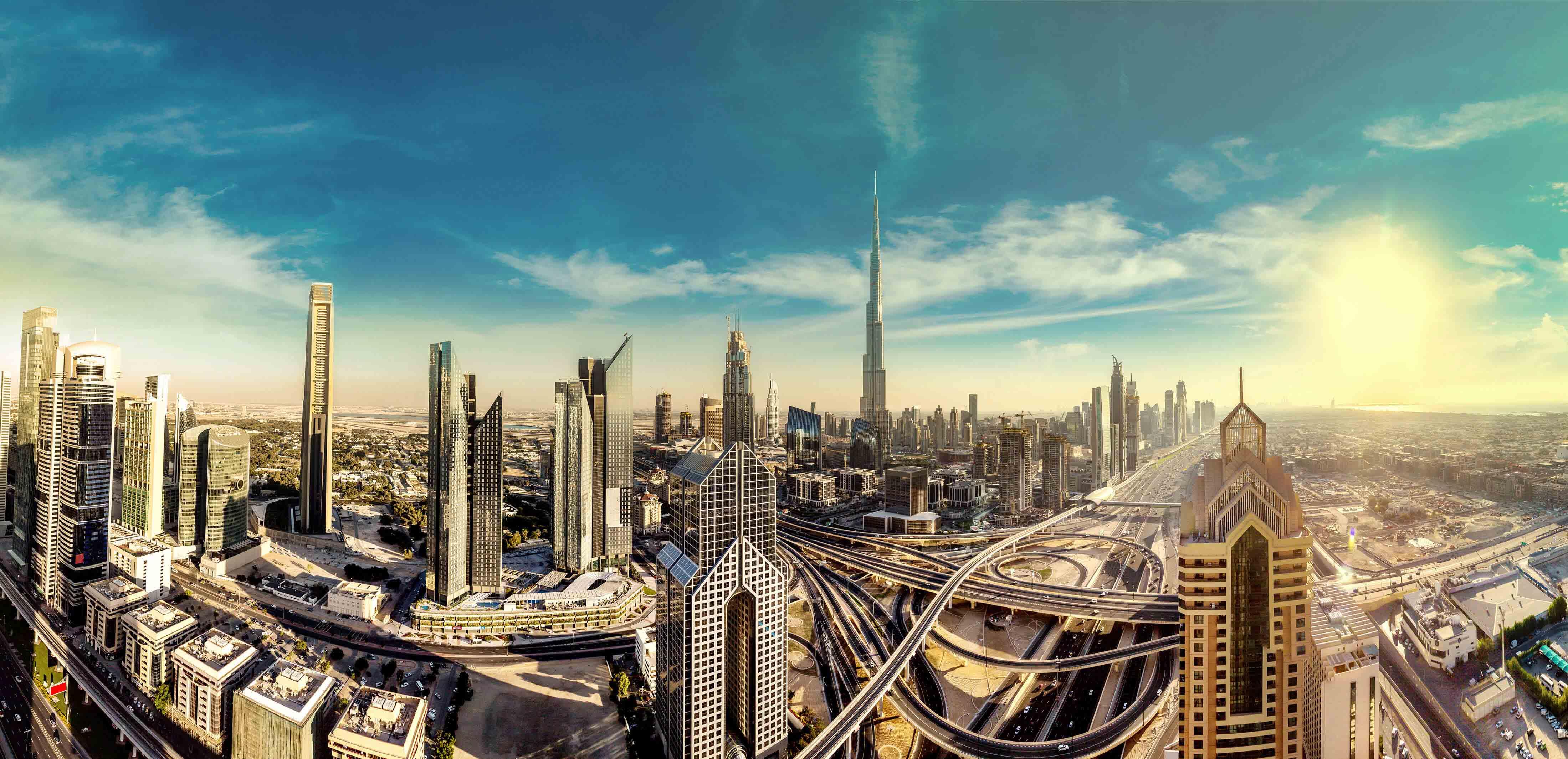 الاستثمار في العقارات السكنية الجاهزة في دبي