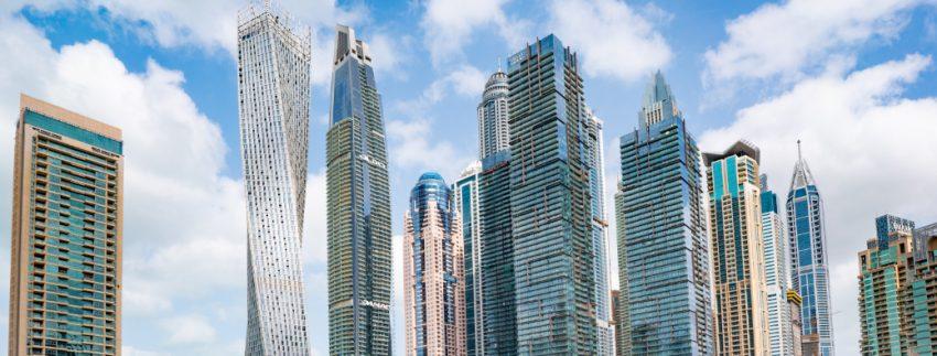 الاستثمار في دبي (REIT)